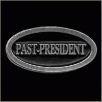 P132 - Pin - Past-President
