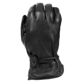 Gloves - Longhorn - Rodeo/Biker Gloves - Black