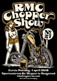 x 2018/04, 01 apr. - 27th Choppershow Rogues MC