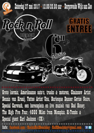 x 2017/05, 27 may - 6e Rock n' Roll Beach Day - Wijk aan Zee (NH / NL)
