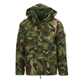 101INC MILITARY PARKA - Black / Army Green / Camouflage