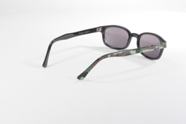 Sunglasses - Classic KD's - CAMOUFLAGE frame & SMOKE lens