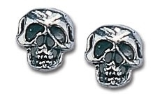 Alchemy - Skull Shirt Buttons 6 pieces