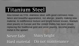 HD Ring - Stainless Steel - Heavy Duty