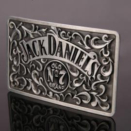 Riem Gesp - Jack Daniels - Square - Old No.7 Brand
