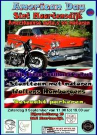 American Day Sint Maartensdijk - 3 september 2016