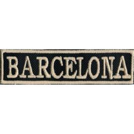 395 - Golden PATCH - Flash / Stick - BARCELONA - Spain