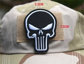 339 - Patch - The Punisher - Patch with Velcro