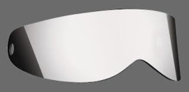 Bandit XXR - Silver Mirror Visor (also for Bandit Crystal / SuperStreet II)