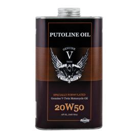 PUTOLINE, 20W50 FULL SYNTHETIC. 1 LITER