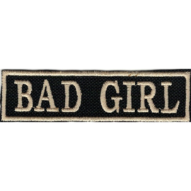 Golden PATCH - Flash / Stick - BAD GIRL