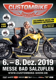 x 2017/12, 01-02-03 dec. - Custom Bike 2017 - Bad Salzuflen - Germany (D)
