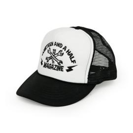 13-1/2 TRUCKER 5-PANEL MESH CAP