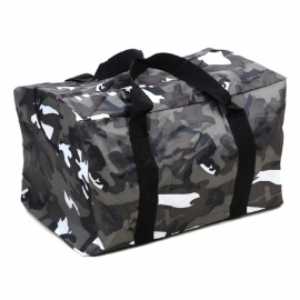 Large Pilot Bag - Urban Camouflage