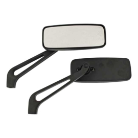 Street-Rage Mirrors - SET - Alu - Black