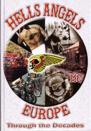 Support 81 - HELLS ANGELS EUROPE Through the Decades - BOOK