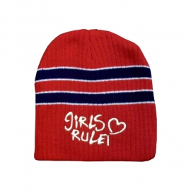 Beanie Cap - Girls Rule