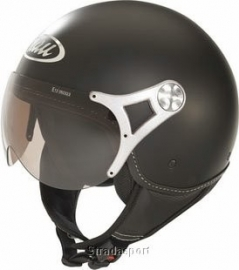 Nau - Fashion Helmet - Flat Black - ECE 22.05 - w/o Fashion Script
