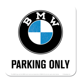Coaster - BMW - Parking Only - Original