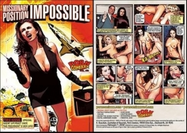 DVD - PornComixxx - Missionary Position Impossible