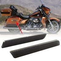 Smoke / Dark Reflectors for New Harley-Davidson models 2013-up