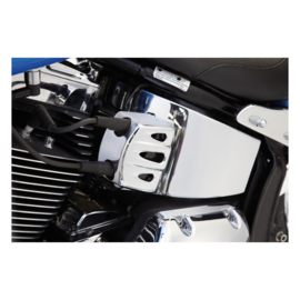 Coil Cover - Vented for better performance - Arlen Ness - Chrome
