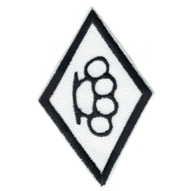 PATCH - diamond - Knuckle Duster