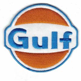 Patch - logo - GULF oil