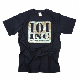 T-shirt 101 inc - Black