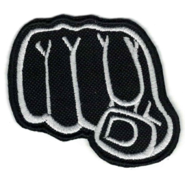 Patch - Closed Fist - Vuist - Boks