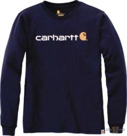 Carhartt EMEA Workwear Signature Graphic Core Logo Longsleeve