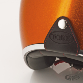 Black Metal Flake - Jet Helmet - ECE 22.05
