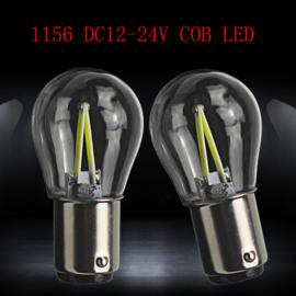 LIGHT BULB, 12-VOLT. SINGLE FILAMENT REPL. 1156 - LED