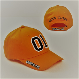 Baseball Cap - 01- Dukes of Hazard - Good Ol' Boy
