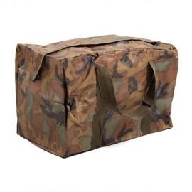 Large Pilot Bag - Woodland Camouflage