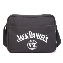 Jack Daniels - Messenger  Bag - New Model - Tas