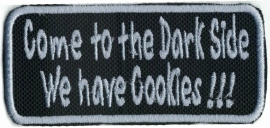242 - Patch - Come to the dark side, We have cookies !!