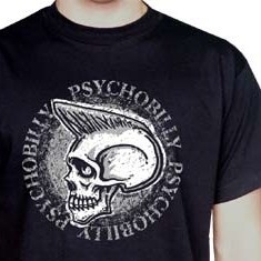 King Kerosin - Psychobilly T-shirt - SALE! - Long Sleeve - XXL