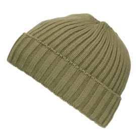 Beanie - Lined - Cold Weather - Black or Army Green