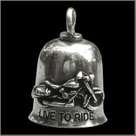 Live to Ride  - The Original Gremlin Bell USA