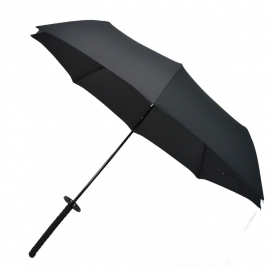 Ninja Umbrella - Compact - Black