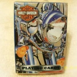 Harley-Davidson Playing Cards Headlight