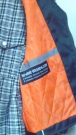 HD-HOG-style Reversible Vest - Cordura Black