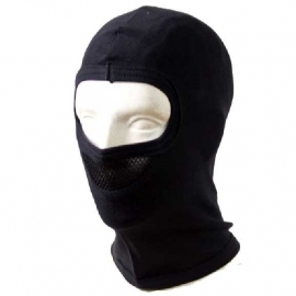 Balaclava 1-hole with Mesh Nose - CHOOSE COLOR
