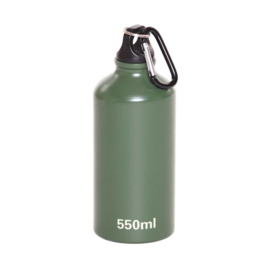 Military Alu Bottle 550cc - Epoxy Coated