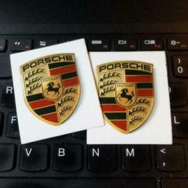 Porsche Decals (set of 2)