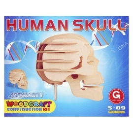 Skull - Wooden Puzzle.2