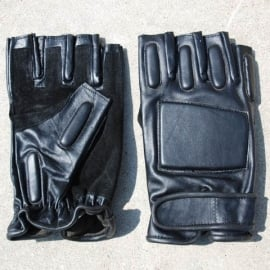 Gloves - Security / Police - half fingers