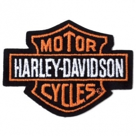 PATCH - Harley-Davidson - Bar & Shield - HD [small]