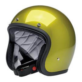 BiltWell Bonanza Helmet - METALLIC SEA WEED (DOT)